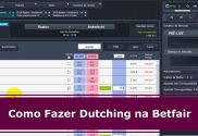 Dutching - Como Fazer Dutching na Betfair